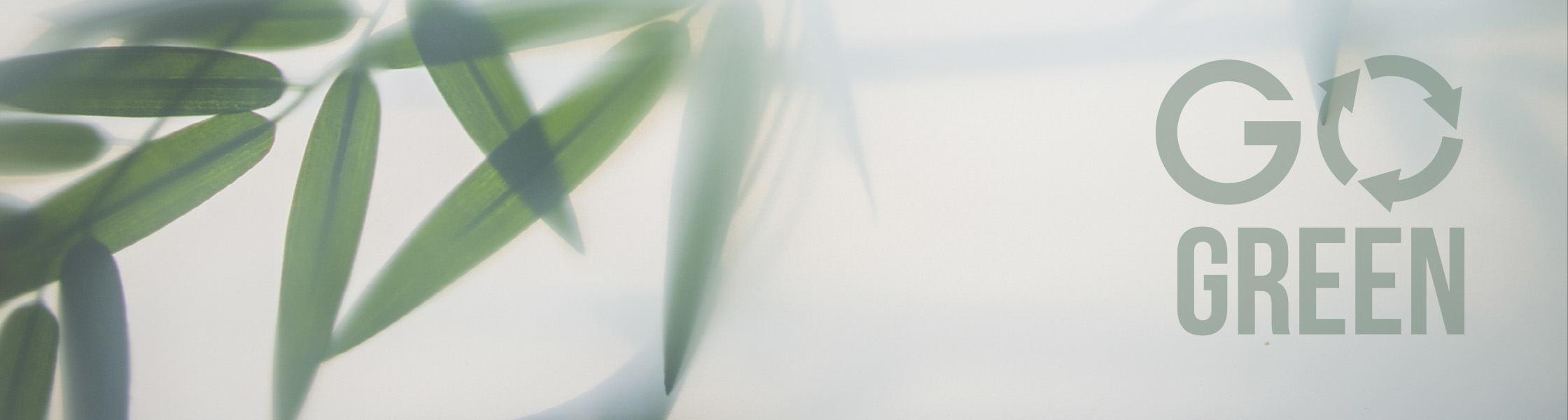 Entdecken Sie unseren neuen GO GREEN E-katalog