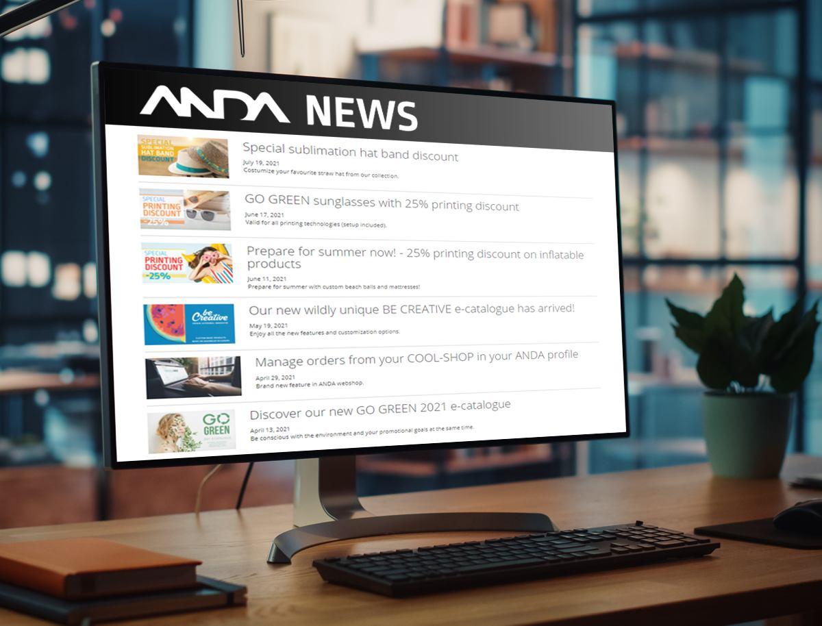 Neuigkeiten und Angebote