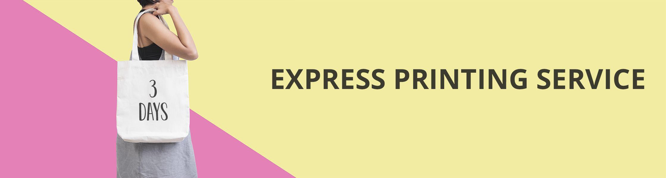 3 Days - Express printing service