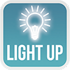 Light up your logo