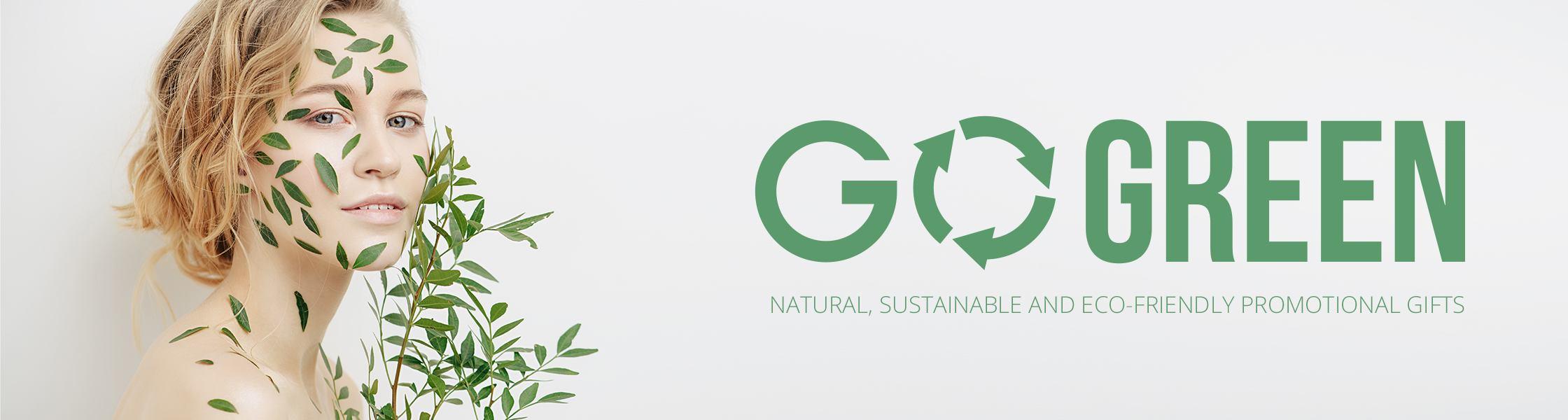 Sfoglia il nuovo catalogo elettronico GO GREEN 2021