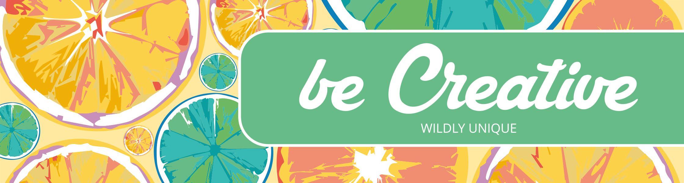 Discover our new BE CREATIVE e-catalogue!