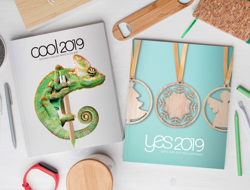 YES 2019 catalogue