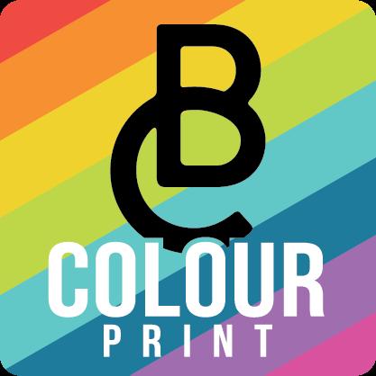 Be Creative Colour Print