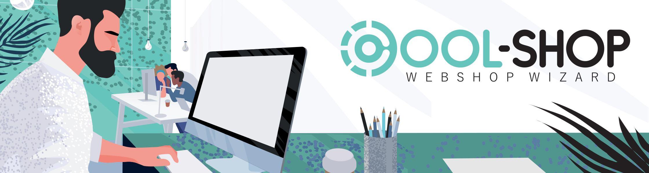 Creati webshopul dvs de la zero in doar 5 minute, in 5 pasi, gratuit!