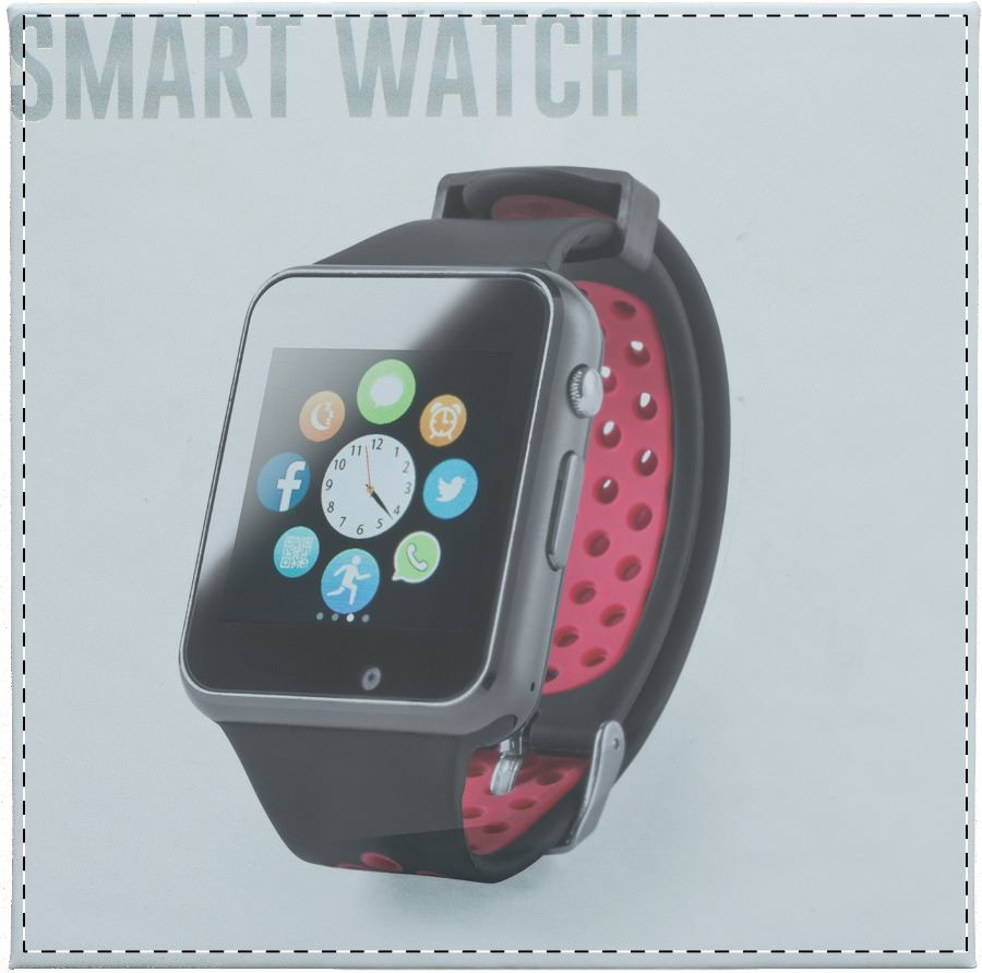 Deymon smart watch (AP721047-05)