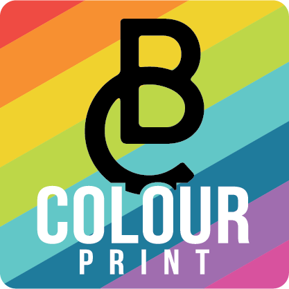 Be Creative Colour Print