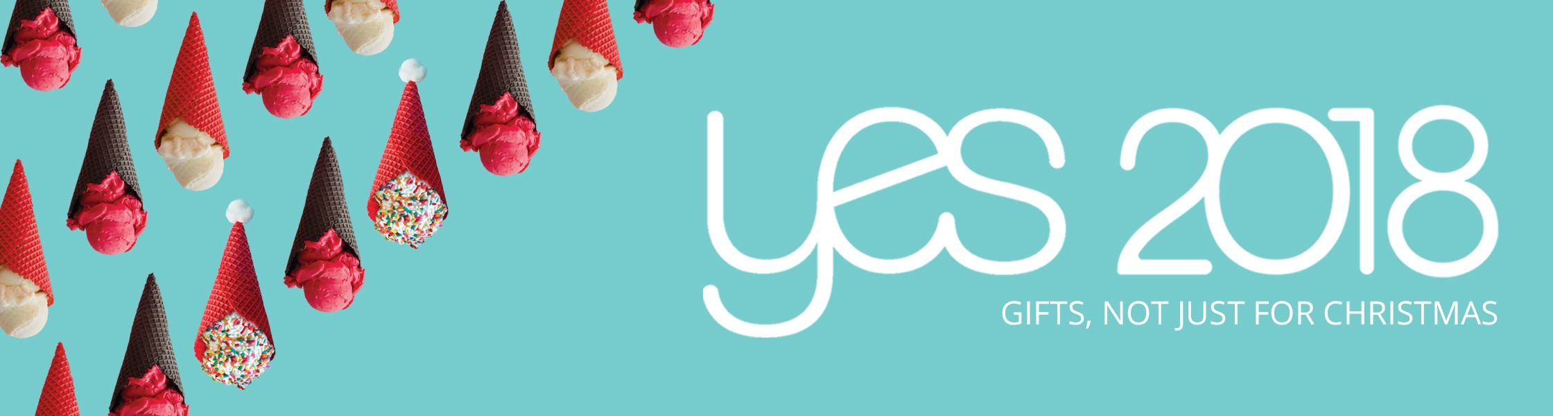 Discover our new YES 2018 Catalogue