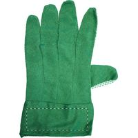 XII. Left glove - outer